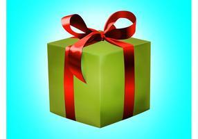 Glänzendes Geschenk