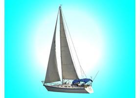 Yacht à voile