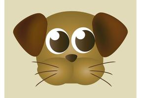 Brown Dog Cartoon