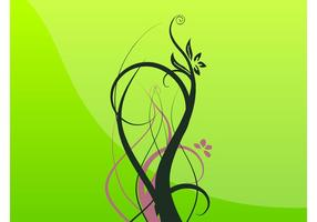 Natur Swirls Graphic