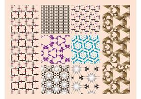 Desenhos de padrões