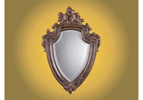 Antik Mirror