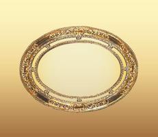 Oval-frame
