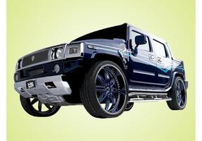 Hummer-vector