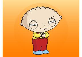 stewie griffin vecteur