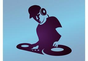Free DJ Logos Vectors