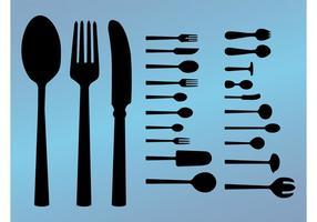 Cutlery Vectors