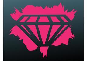 Grunge Diamond