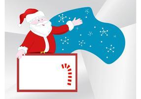 Santa Claus Layout