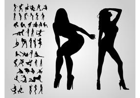 Silhouette Girls