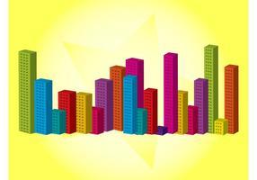 Vektor stad