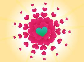 Hearts Explosion