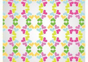 Love-pattern-vector