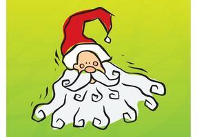 Doodle santa