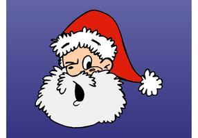 Surpreendido Santa