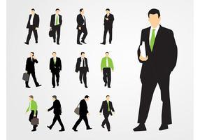 Geschäftsmänner Grafiken