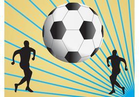 Fußball-Design