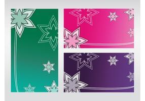 Floral Banner Vectors