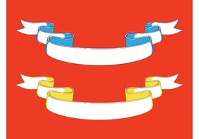 Curved Ribbon Designs