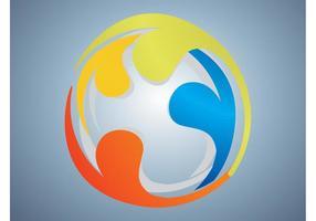 Logotipo Circular