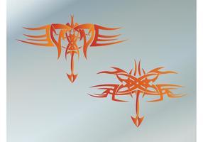 Tattoos Vectors