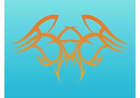 Tatuaje de las alas