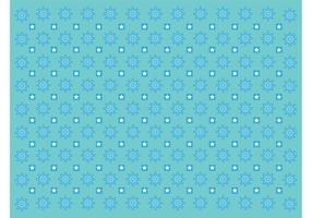 Snowflakes Vector Background