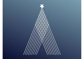 Linear Christmas Tree