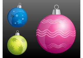 Gráficos de bolas de Navidad