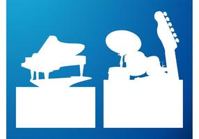 Musical Silhouettes