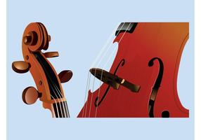Desenhos de violino