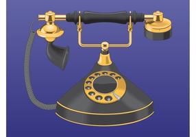 Vintages Telefon