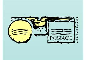 Postage Layout