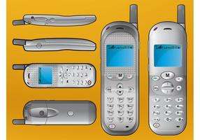 Imagens do telefone móvel