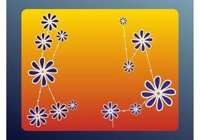 Floral-card-vector