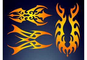 Tatouages ​​Vector Designs