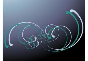 Vector Graphics Swirls