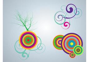 Abstrakta mönster
