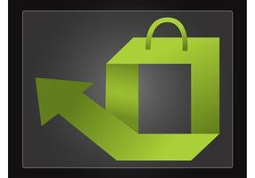 Einkaufstasche Icon