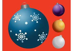 Christmas Balls Colorful Graphics