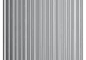 Metalen strepen