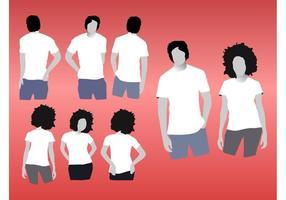 T-shirtmodeller