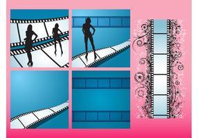 Vecteurs de cinéma