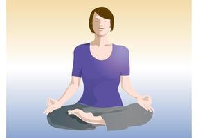 Chica de yoga