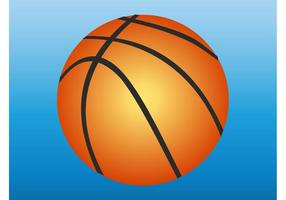 Basketbal Vector Grafiek