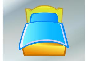 Bett Vektor