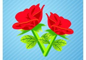 Roses Grafik Vektor