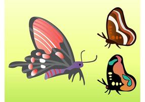 Butterfly Vectors