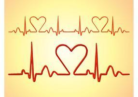Herzschlaglinien