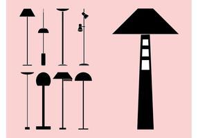 Lampe Vektor